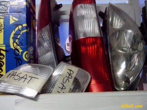 Faruri – Lampi din Dezmembrari Auto