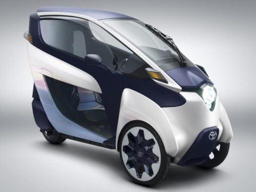 Triciclu electric I-Road
