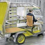 Bufalino-casuta mobila
