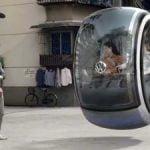 Masina zburatoare Volkswagen