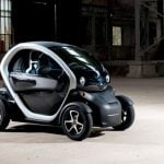 Renault Twizy disponibil si in Romania