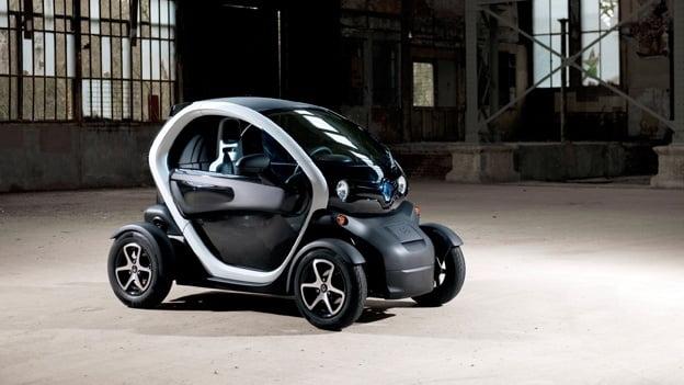 Renault Twizy disponibil si in Romania