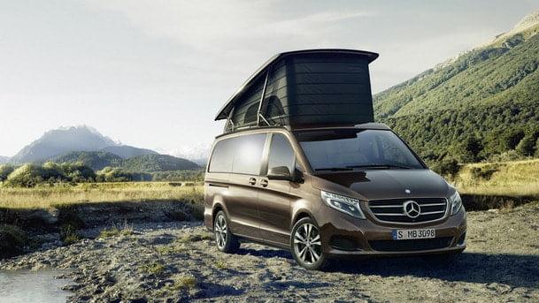 Autorulota Mercedes-Benz Marco Polo