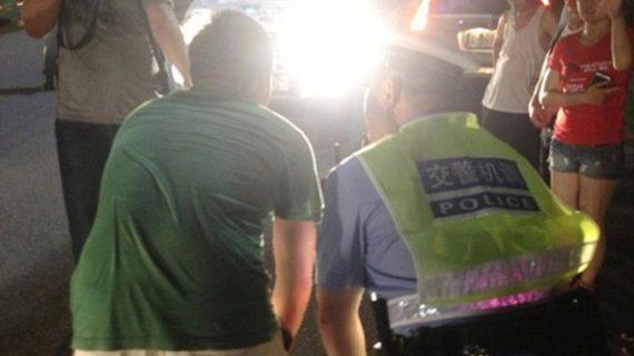 Pedeapsa in trafic
