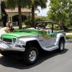 Vehicul amfibie