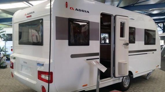 Model rulota Adria Adora 472 LU 2017