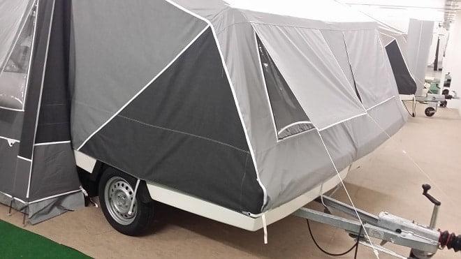 Rulota pliabila Camp let Premium