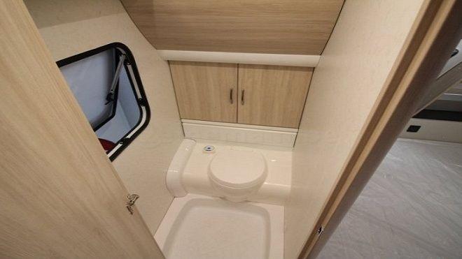 RulHobby 460 UFe De Luxe Edition-toaleta