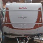 Rulota Dethleffs C-Trend 505 FSK
