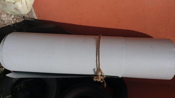 Tabla aluminiu reparatii rulote LMC