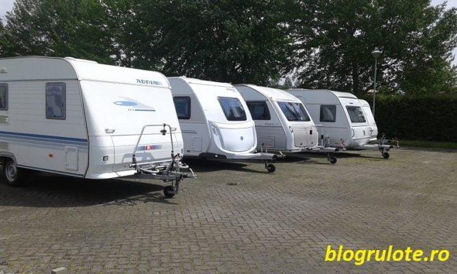 Parcuri rulote Olanda