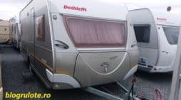 Rulota Dethleffs Camper Lifestyle