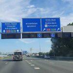 Camere inteligente pentru soferii din trafic in Olanda